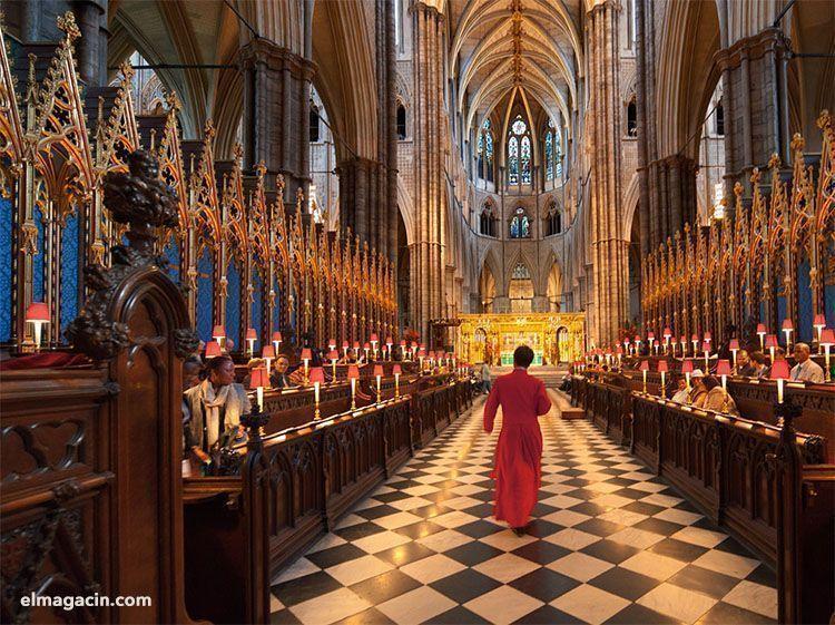 Abadía de Westminster en Londres. El Magacín.