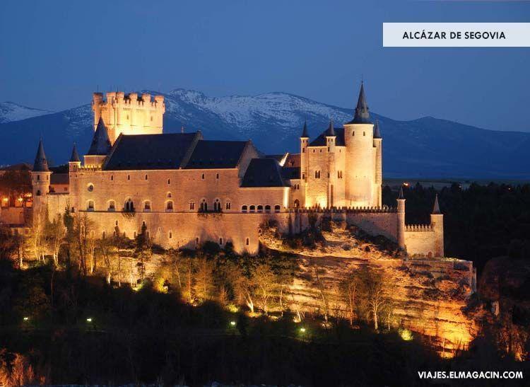 Alcázar de Segovia. El Magacín.