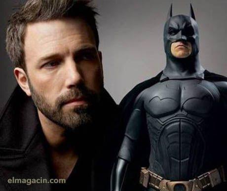 Ben Affleck como Batman. El Magacín.