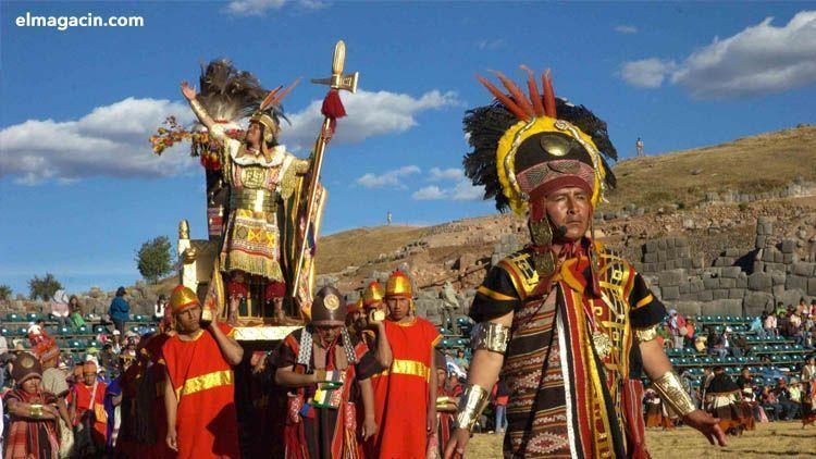 Cuzco es la Roma de América. El Magacín.