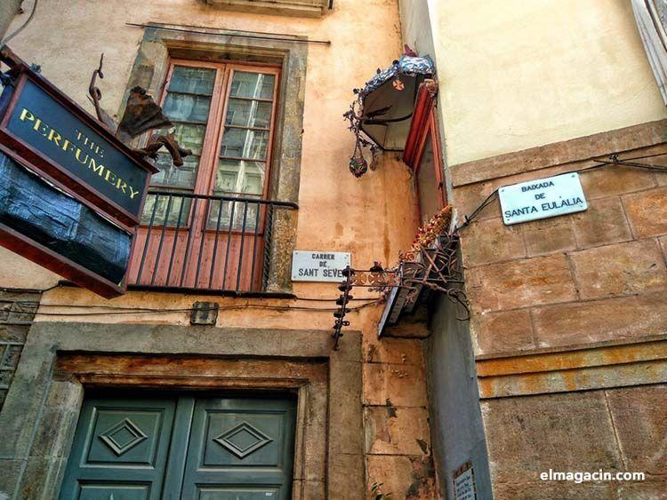 El Call Jueu de Barcelona. Foto cedida por Creando realidades a El Magacín.