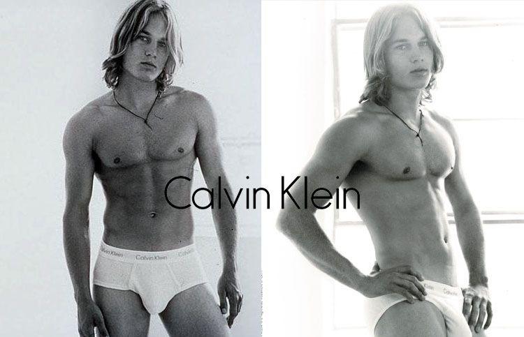 Travis Fimmel, calzoncuillos Calvin Klein. El Magacín