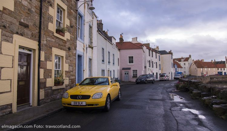Casas de Saint Monans, Escocia. El Magacín.jpg