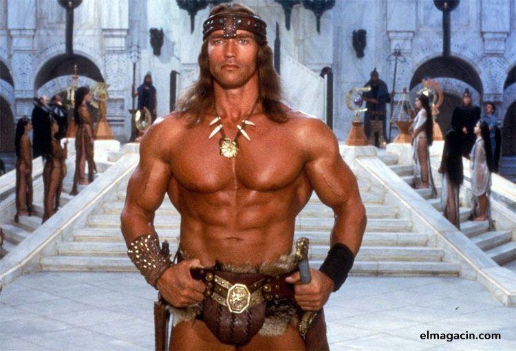 Conan El Bárbaro. El Magacín.