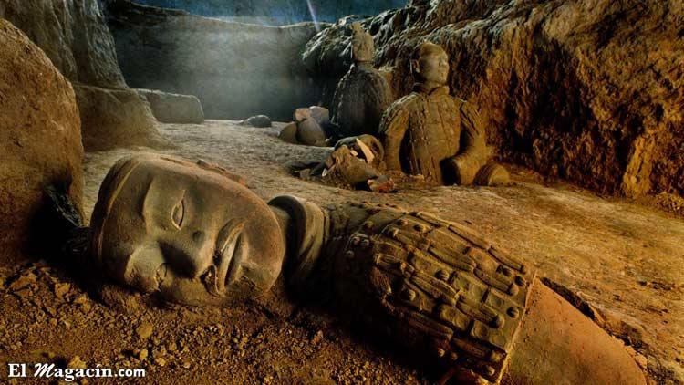 El apasionante mundo de la arqueología por Adrián Carretón para El Magacín.