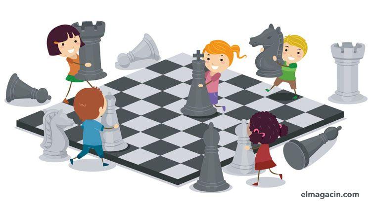 EXPOCHESS. El torneo de Ajedrez para niños. El Magacín.