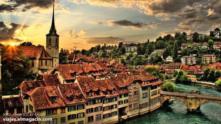 El Magacín. Berna Suiza