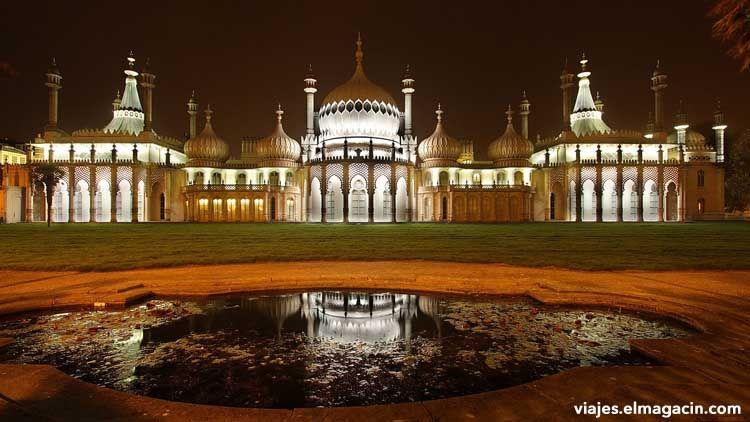 Brighton Pavilion. El Magacín.