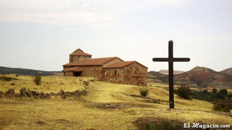 Ermita Santa María de Castro