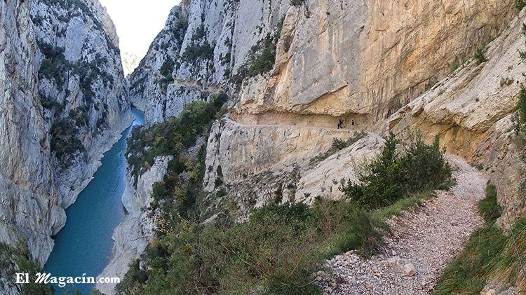 Desfiladero Mont-rebei