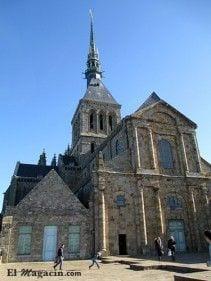 Abadía Mont Saint-Michel