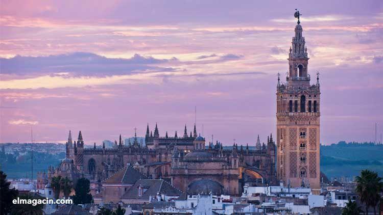 La Giralda de Sevilla. El Magacín.