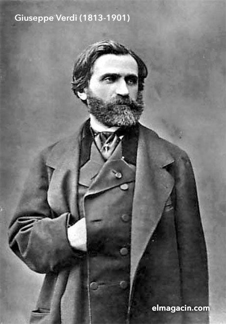 Giuseppe Verdi. El Magacín.