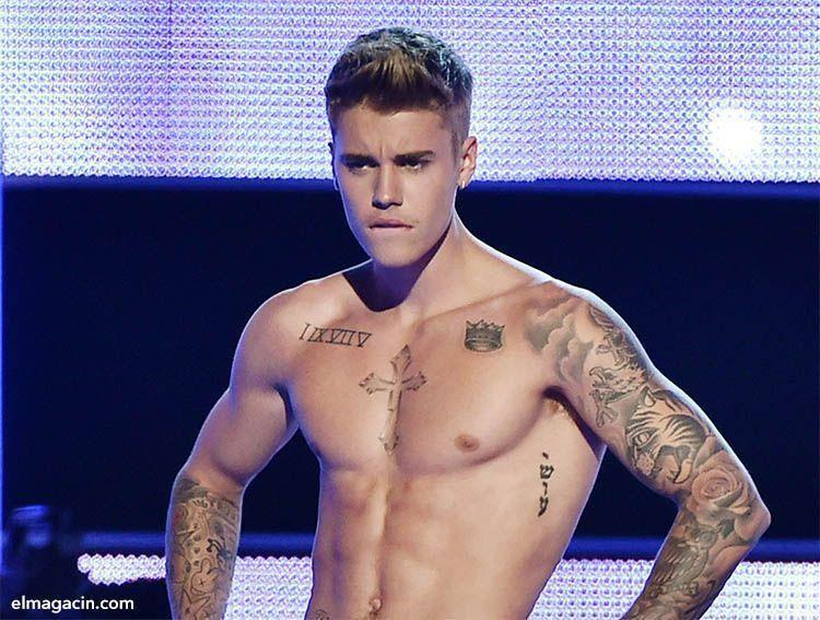 Justin Bieber. El Magacín.