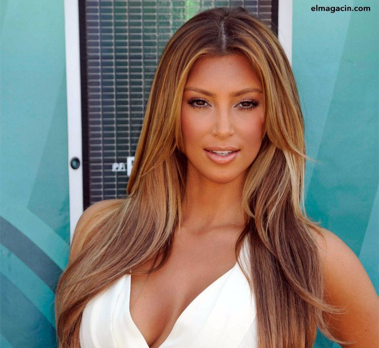 Kim Kardashian. el Magacín.