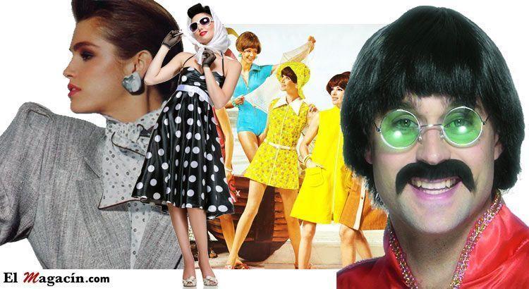 Qu pasa con la moda nos hemos vuelto locos el magac n - Estilismo anos 70 ...