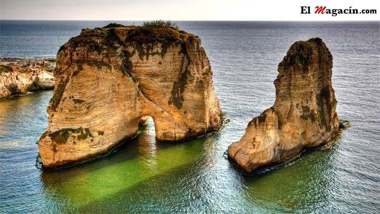 Roauche (Beirut, Líbano). El Magacín.