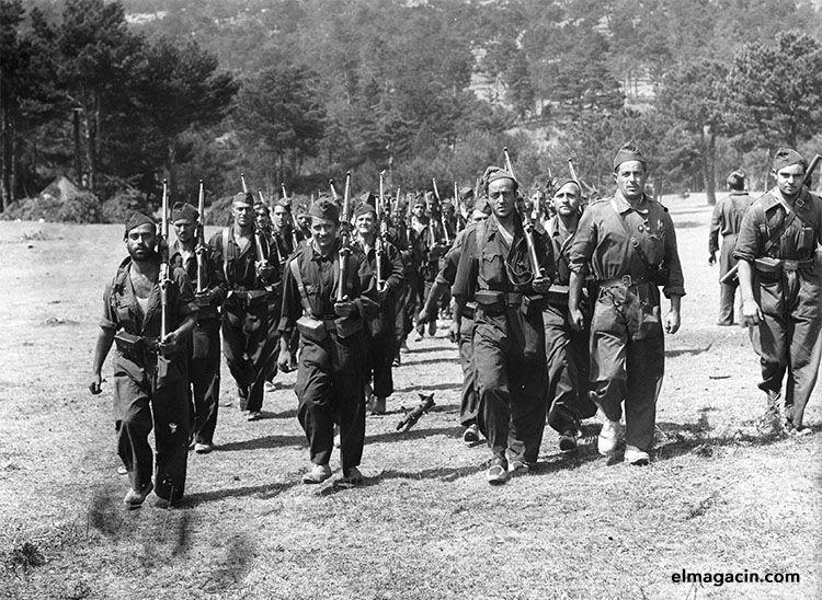 Milicias Antifascistas Obreras y Campesinas. El Magacín.
