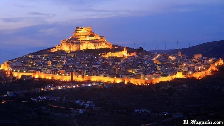Morella_Castellón_Comunitat_Valenciana_Comunidad_Valenciana_El_Magacín