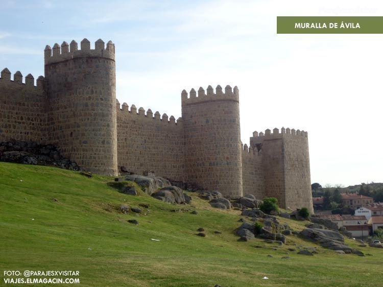 Muralla de Ávila. El Magacín.