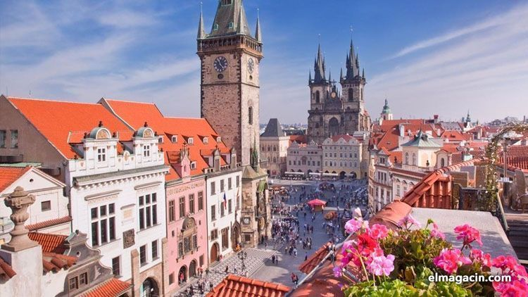 Praga. El Magacín.