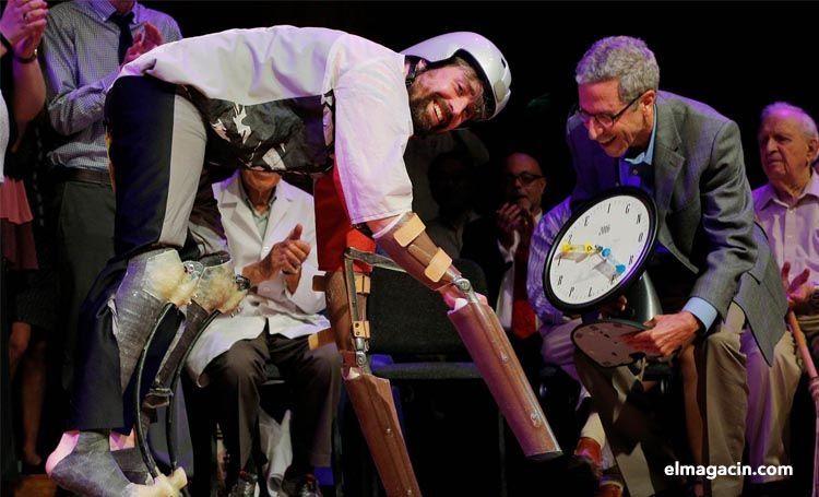Charles Foster. Premios Ig Nobel. El Magacín.