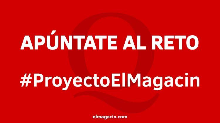 Evento bloguero, youtuber y para instagramers - Proyecto El Magacín.