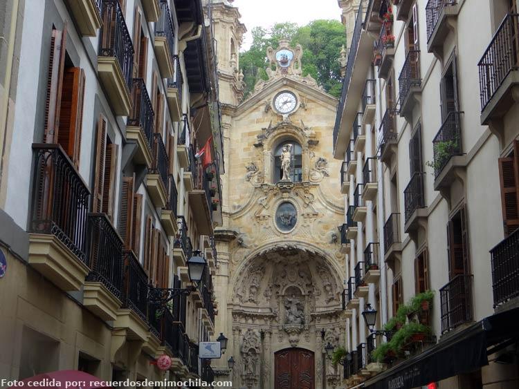San Sebastián. El Magacín.
