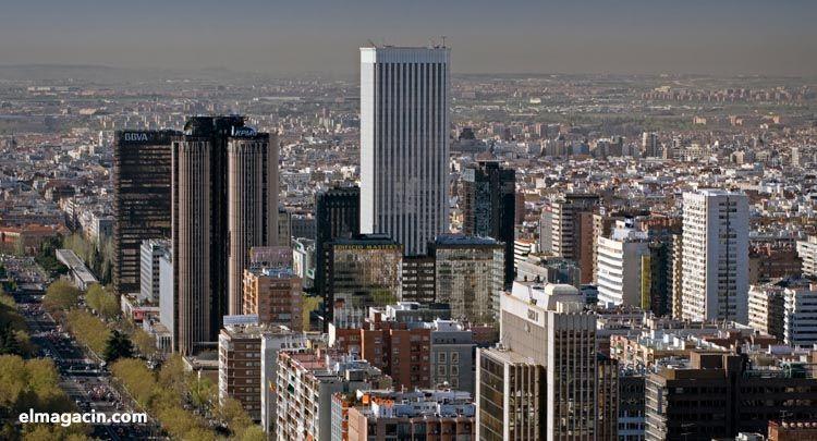 Torre Picasso. El Magacín.