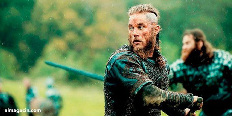 Travis Fimmel. Vikings. El Magacín.