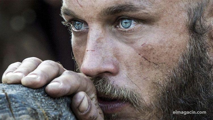 Travis Fimmel. El actor más guapo del mundo. El Magacín.