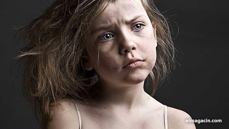 El Maltrato infantil. El Magacín.