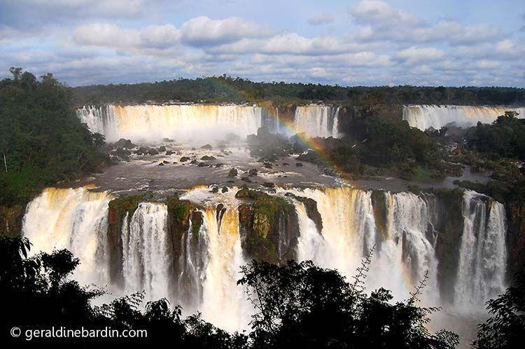Cataratas de Iguazú. El Magacín.