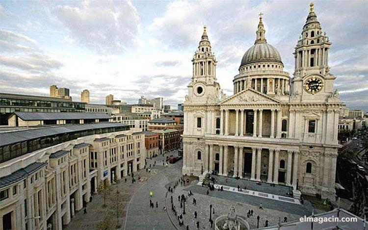 Catedral de San Pablo de Londres. El Magacín.