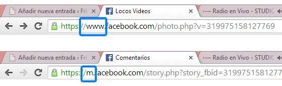 Cómo descargarse vídeos de Facebook. El Magacín.