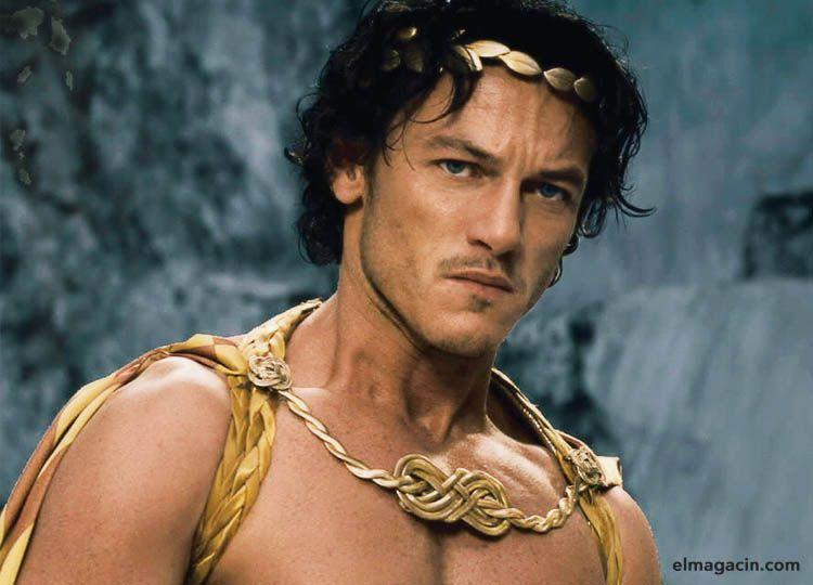 Luke Evans como Apolo. El Magacín.