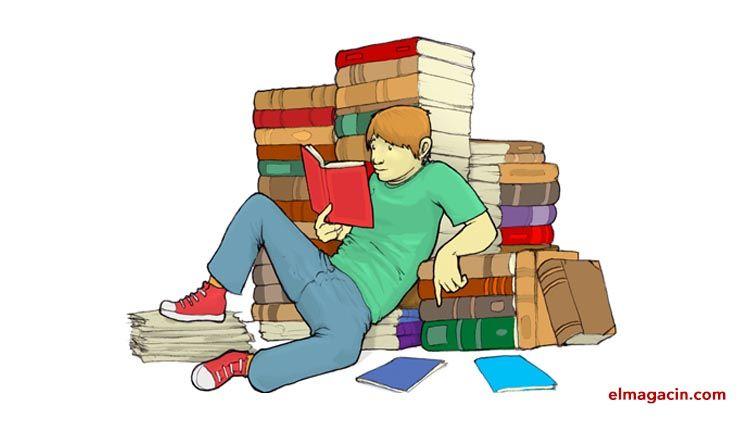 Jóvenes lectores. El Magacín.
