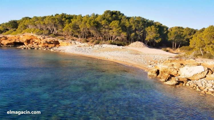 La mejor playa de España está en L'Ametlla de Mar (Tarragona). El Magacín.