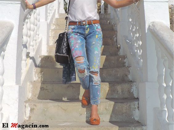 Lara Pantebre. La blogguera de moda. El Magacín