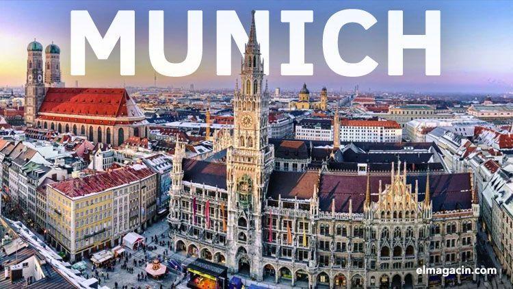 Munich, la ciudad más bella de Alemania. El Magacín.