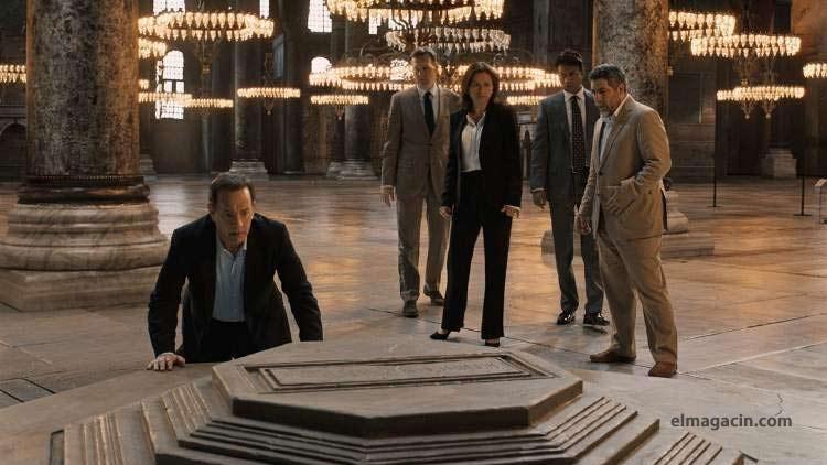 Película El Inferno. Tom Hanks. El Magacín.