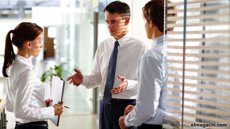 Relaciones interpersonales en el trabajo. El Magacín.