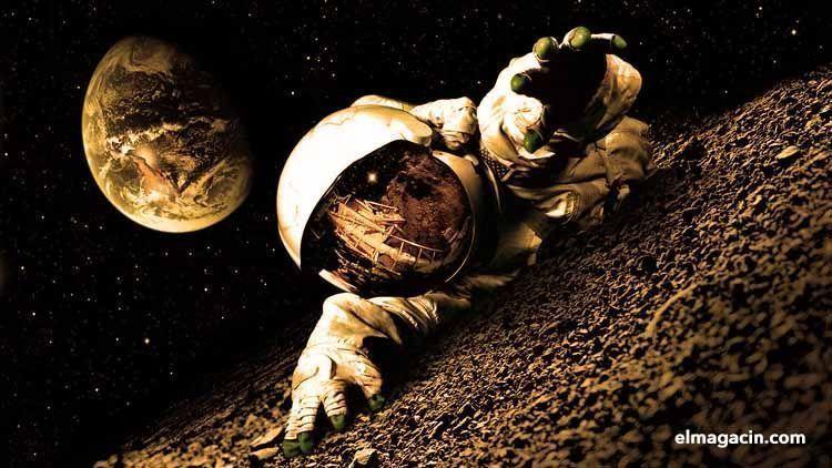 Relato de astronautas. El Magacín.