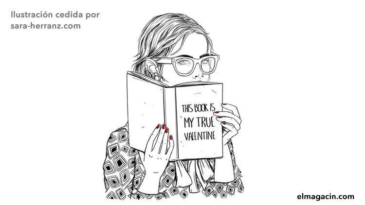 No es amor. Vera López. Imagen de Sara Herranz. El Magacín.