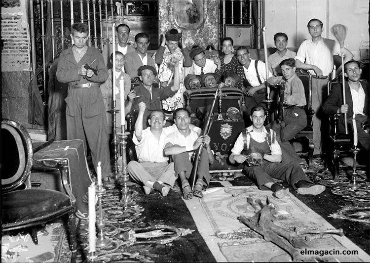 Squeo de Iglesias en 1936. El Magacín.
