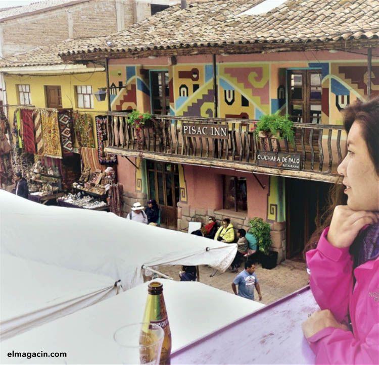 Terrazas de Cuzco. El Magacín.