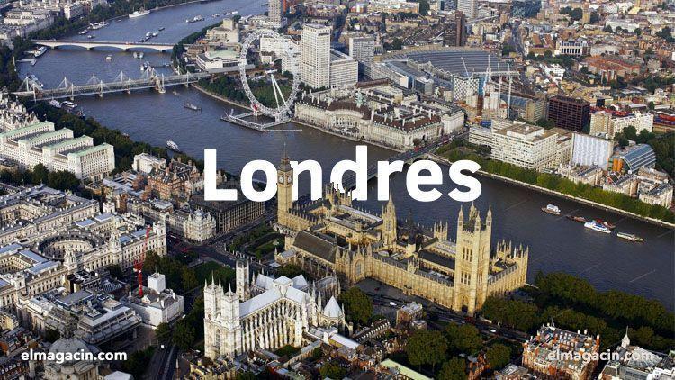 Tres lugares que no te puedes perder en Londres. El Magacín