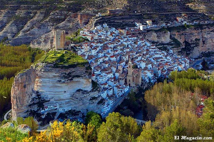 Alcalá del Júcar (Albacete). Con toda razón uno de los 20 pueblos más bonitos de España