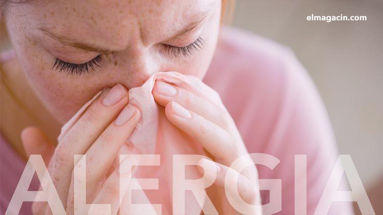 La primavera: la pesadilla para los alergicos. El Magacín.