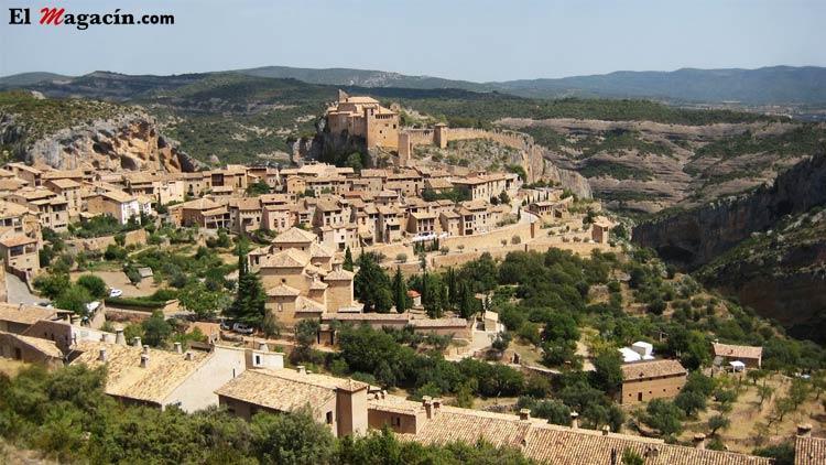 Alquézar (Huesca) El Magacín.